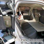Kurgo Backseat Bridge Keeps Pets from Falling