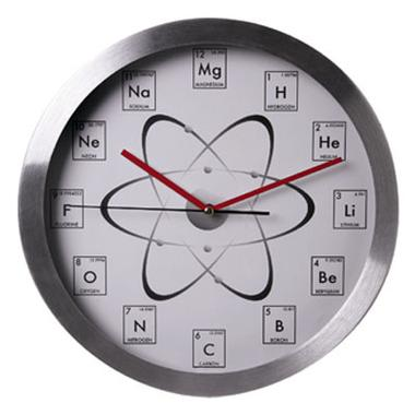 chemistry clock Pinboard