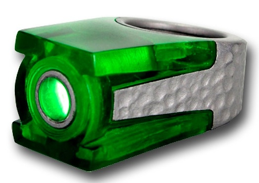 green lantern projector ring Pinboard