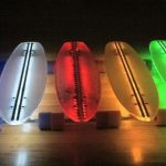 Light-up LED Skateboards
