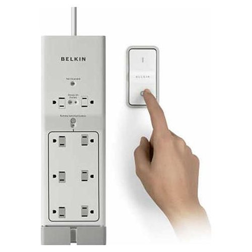 Belkin Surge Protector with Remote Control