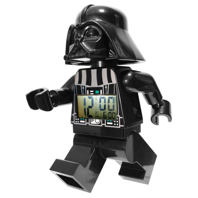Star Wars Lego Mini-Figure Alarm Clocks