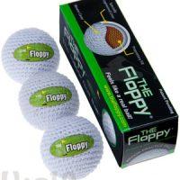 Floppy Indoor Golf Balls