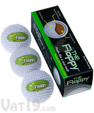 floppy indoor golf ball Pinboard