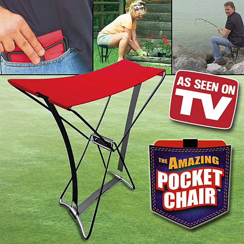 pocket chair Pinboard