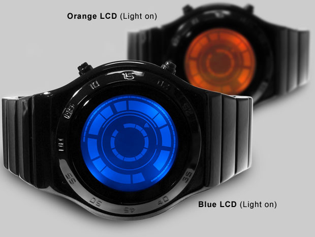 rogue led on watch New Tokyoflash Watch: Kisai Rogue SR2