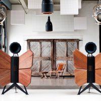 butterfly speakers