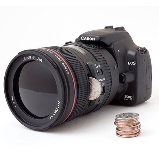 Canon DSLR Bank Totally Defeats the Purpose