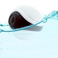 floating ipod speakers
