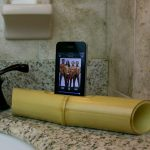 iBamboo iPhone Speaker