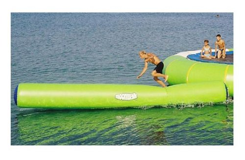 inflatable log roll Inflatable Floating Trampolines