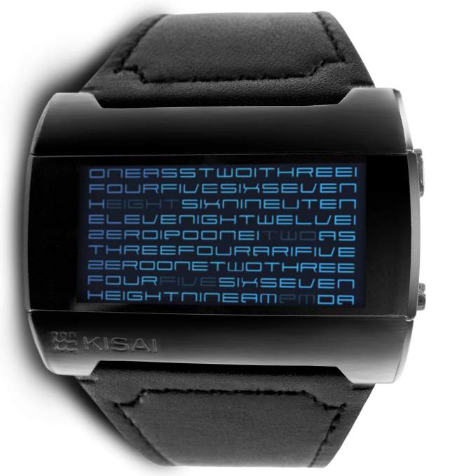 Tokyoflash Kisai Kaidoku Watch is Straight out of the Matrix