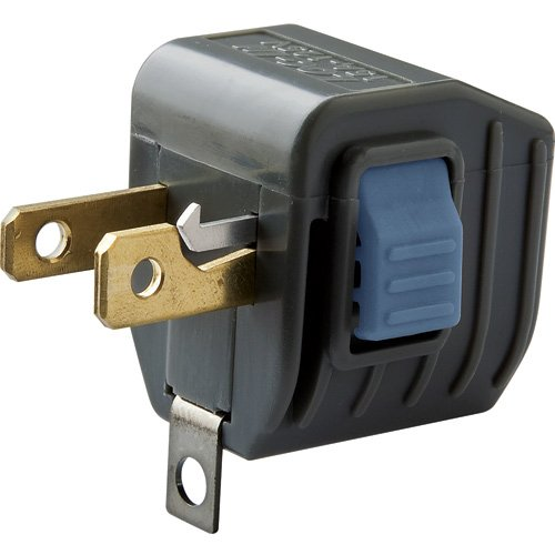 Loc-In Locking Outlet Plug