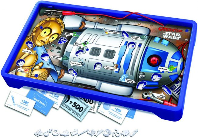 R2-D2 Operation Game