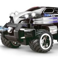 Remote Control Water Shooting Car