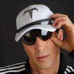 SunCaps: The Hat with Built-in Sunglasses