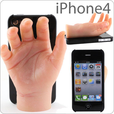 Severed Hand iPhone Case is Hands Down the Handiest Case Ever