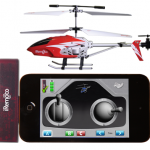 iRemoco iPod Controlled R/C Helicopter