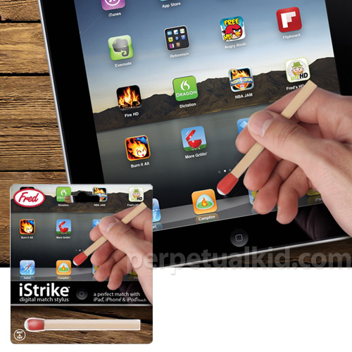 iStrike Stylus is a Perfect Match for your iPad
