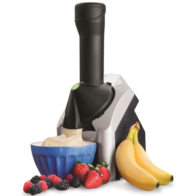 Yonanas Frozen Fruit Soft Serve Processor