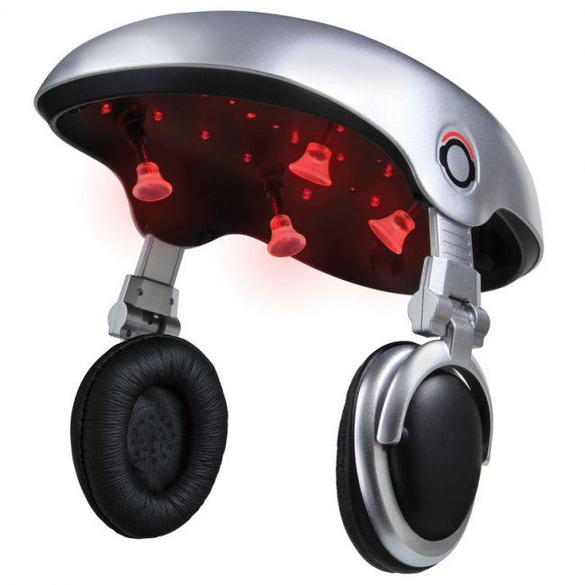 hair rejuvenator 650x650 Hands Free Hair Rejuvenator Shoots Lasers at Your Head