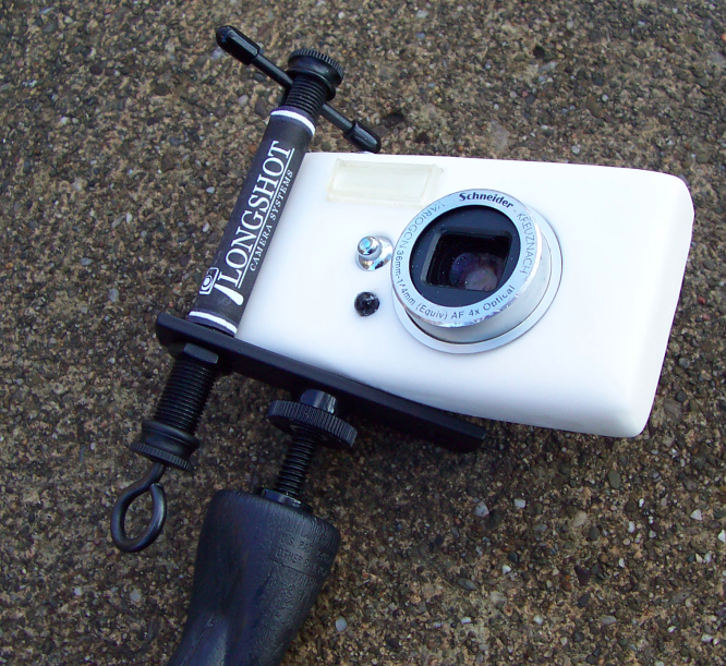 Longshot Camera Systems Puts Your Camera on a 20 Foot Pole
