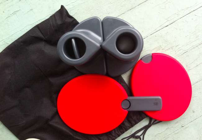 portapong Review: Portable Ping Pong Set