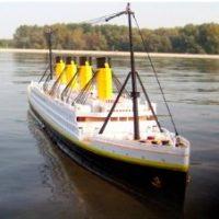 rc rms titanic