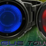 Rogue Touch: A Touchscreen LED/LCD Watch