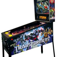 Transformers Pro Pinball Machine Announced