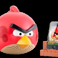 angry birds red speaker