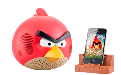 angry birds red speaker Pinboard