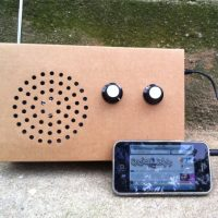Cardboard Radio Review