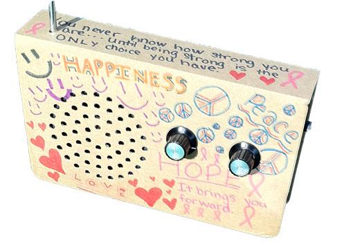 cardboardradio Cardboard Radio Giveaway