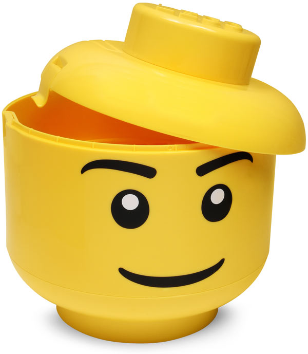 Lego Head Sort and Store