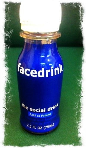 facedrink bottle Pinboard