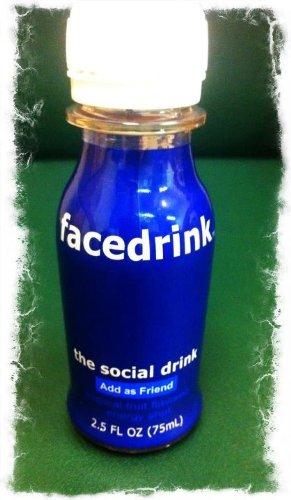facedrink bottle Pinboard