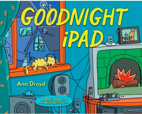 goodnight ipad Pinboard