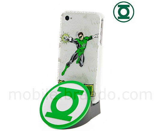 Superhero iPhone Cases with Logo Docks