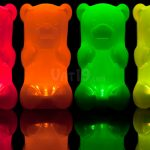 Gummy Bear Lamps are Pretty Sweet