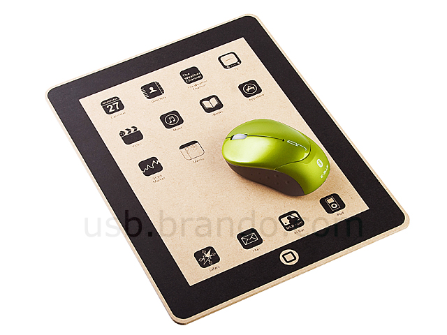 iPad Mouse Pad: There's No Apps for That