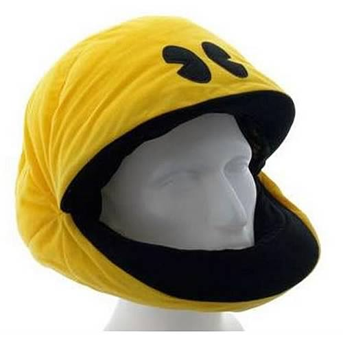 pac man hat Pac Man Hat Might be the Greatest Hat Ever