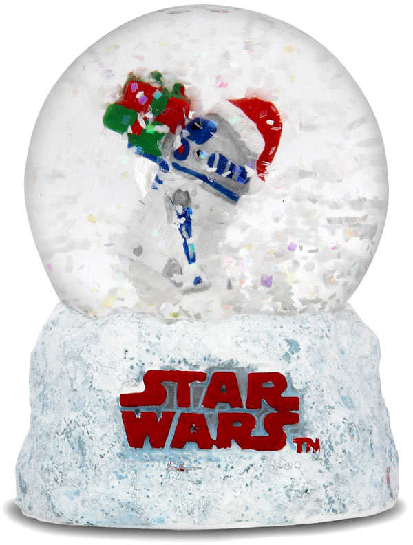 r2d2 snow globe Pinboard