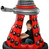 Doctor Who Ride-in Dalek for Kids