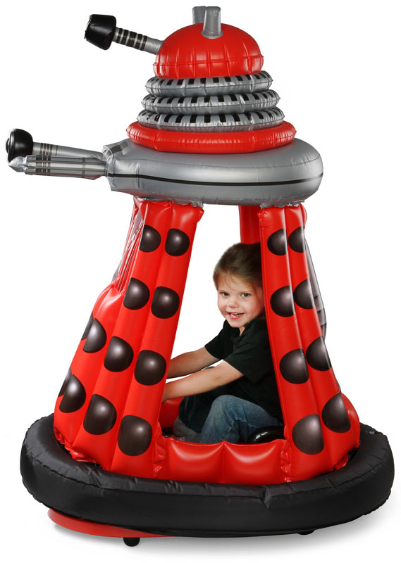 Doctor Who Ride-in Dalek for Kids