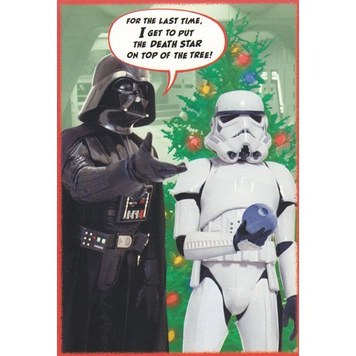 star wars greeting card Pinboard