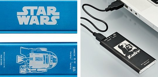 Star Wars USB Hand Warmers