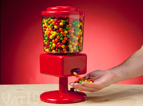 touchless candy dispenser Pinboard