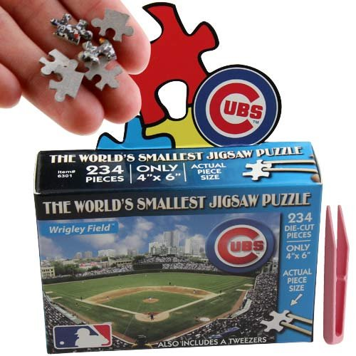worlds smallest jigsaw puzzle Pinboard