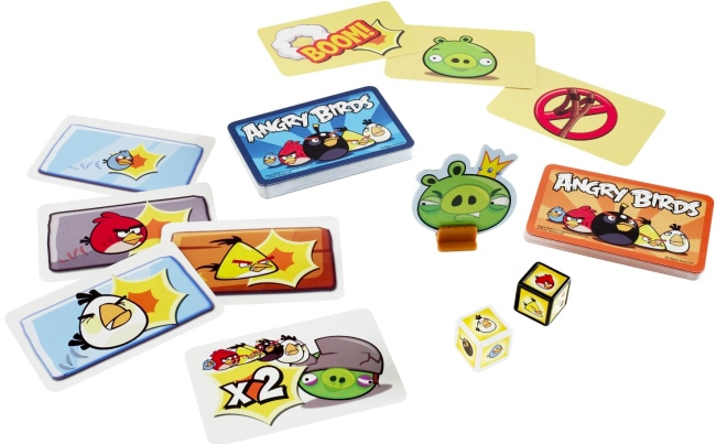 angry birds card game1 Ultimate Angry Birds Gift Guide